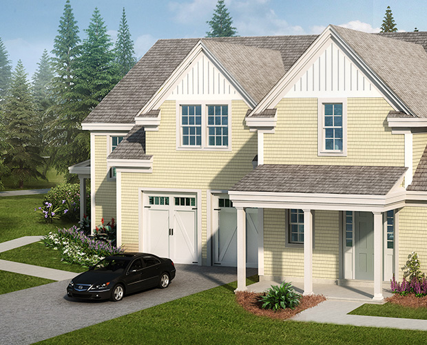 The Preserve - Townhomes